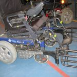 Wer übernimmt die Reparatur für einen Rollstuhl?
